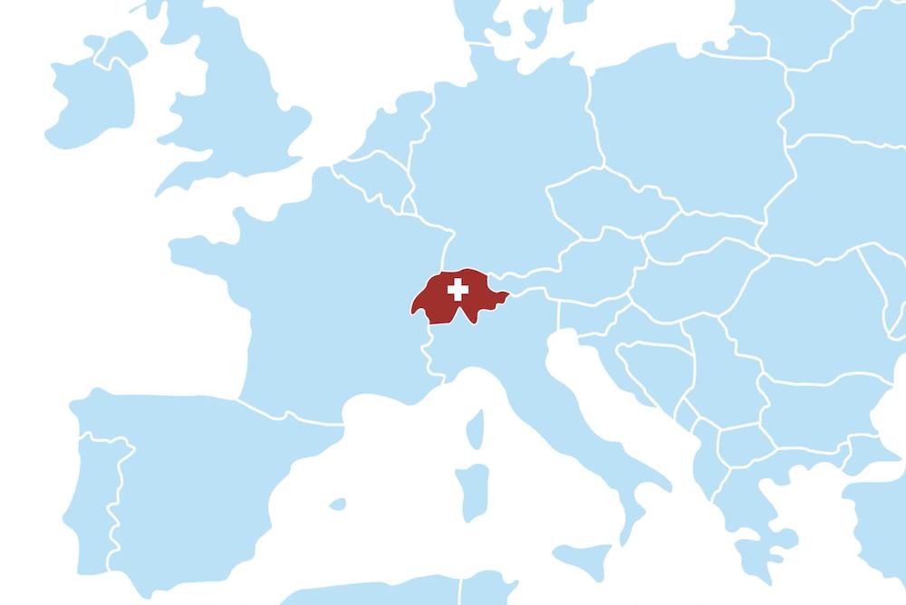 Cadre légal en Suisse